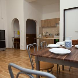 Žiacka kuchyňa pre žiakov na hodiny Technika a domácnosť, využitie i v ŠKD