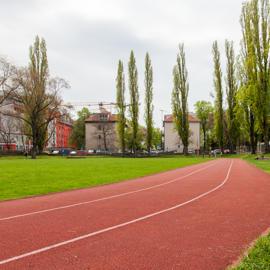 Bežecká dráha