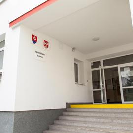 Základná škola, Kulíškova 8, 821 08 Bratislava