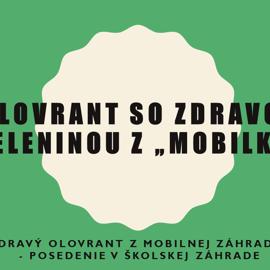 """OLOVRANT S ÚRODOU Z """"MOBILIEK"""""""
